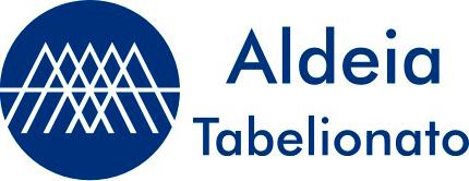 logo RECONHECIMENTO SOCIOAFETIVO - Aldeia Tabelionato